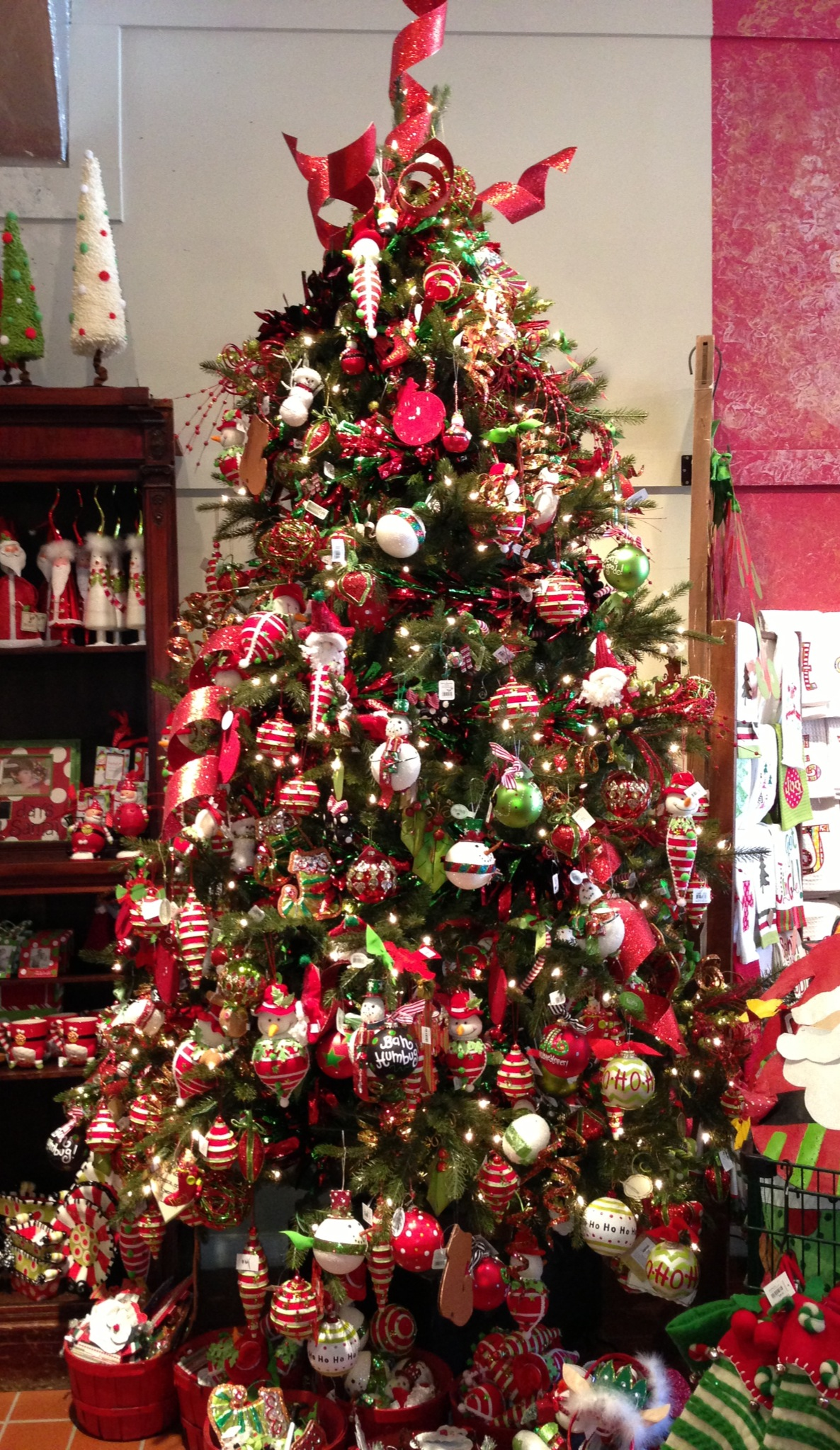 decorated christmas trees - photo #13
