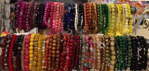 What's your color?  Treat yourself at our bracelet bar!