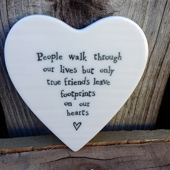 Large Coaster Heart People Walk