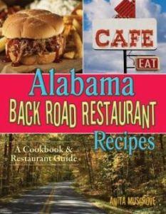 alabama backroads recipes cover