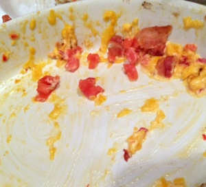 hot pimento dip gone