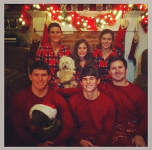 Kristin Family Christmas