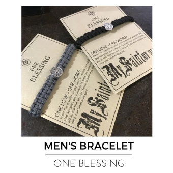 MEN'S ONE BLESSING