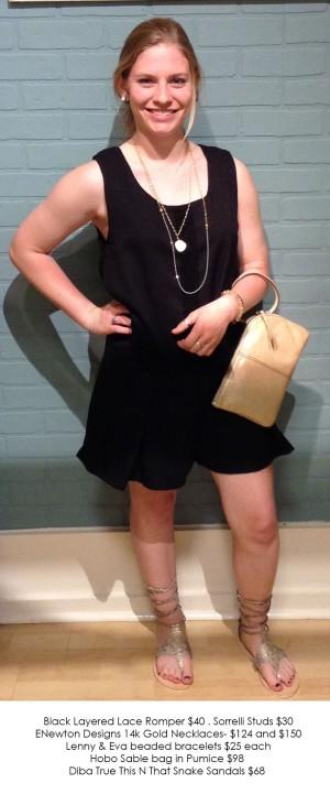 Caroline Outfit Details Dress