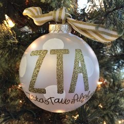 large-coton colors ornament zeta tau alpha