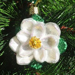 large-Magnolia-flower-christmas-ornament-wrapsody